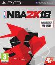 Hra pro Playstation 3 NBA 2K18