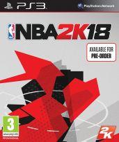 Hra pre Playstation 3 NBA 2K18