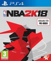 hra pre Playstation 4 NBA 2K18
