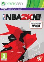 Hra pro Xbox 360 NBA 2K18