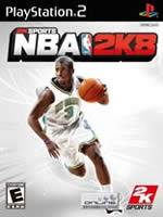 Hra pre Playstation 2 NBA 2K8