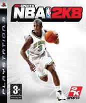 Hra pre Playstation 3 NBA 2K8