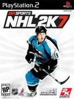 Hra pre Playstation 2 NHL 2K7