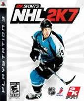 Hra pre Playstation 3 NHL 2K7