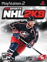 Hra pre Playstation 2 NHL 2K9