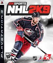 Hra pre Playstation 3 NHL 2K9