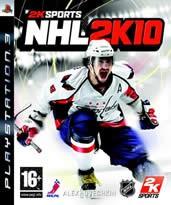 Hra pre Playstation 3 NHL 2K10