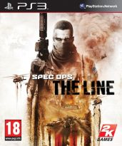 Hra pre Playstation 3 Spec Ops: The Line
