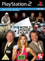 Hra pre Playstation 2 World Poker Tour