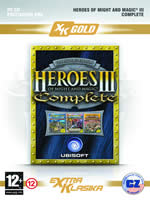 Hra pro PC Heroes of Might & Magic 3 Complete