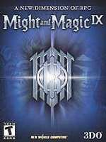 Hra pre PC Might & Magic IX