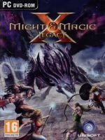 Hra pre PC Might & Magic X: Legacy EN