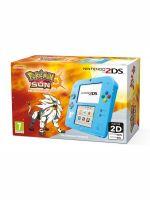 příslušenství pro Nintendo 3DS Konzole Nintendo 2DS (Pokemon Edition) + Pokémon Sun