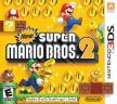 Konzola Nintendo 2DS bílá