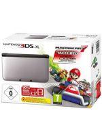 príslušenstvo pre Nintendo 3DS Konzola Nintendo 3DS XL (čierno-strieborná) + Mario Kart 7
