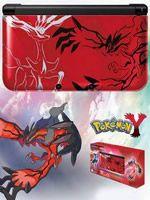 príslušenstvo pre Nintendo 3DS Konzola Nintendo 3DS XL (Pokémon Y - červená)