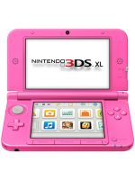 príslušenstvo pre Nintendo 3DS Konzola Nintendo 3DS XL (ružová)