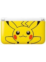 príslušenstvo pre Nintendo 3DS Konzola Nintendo 3DS XL (Pikachu Edition)