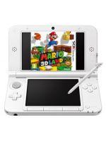 príslušenstvo pre Nintendo 3DS Konzola Nintendo 3DS XL (biela) + Super Mario 3D Land