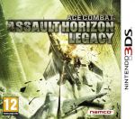 hra pre Nintendo 3DS Ace Combat: Assault Horizon Legacy