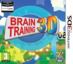 hra pre Nintendo 3DS Brain Training 3D
