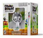 hra pre Nintendo 3DS Chibi-Robo!: Zip Lash + Chibi-Robo Amiibo