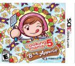 hra pre Nintendo 3DS Cooking Mama 5: Bon Appetit!
