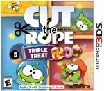 hra pre Nintendo 3DS Cut the Rope: Triple Treat