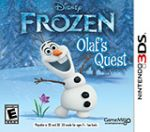 hra pre Nintendo 3DS Disney Frozen Olafs Quest