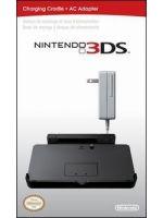 príslušenstvo pre Nintendo 3DS Dobíjacia stanica (3DS) s AC adaptérom
