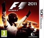 hra pre Nintendo 3DS F1 2011