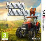 hra pre Nintendo 3DS Farming Simulator 14