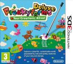 hra pre Nintendo 3DS Freakyforms Deluxe: Your Creations, Alive!