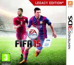 hra pre Nintendo 3DS FIFA 15 (Legacy edition)