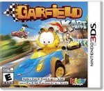 hra pre Nintendo 3DS Garfield Kart