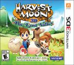 hra pre Nintendo 3DS Harvest Moon: The Lost Valley