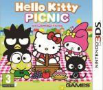 hra pre Nintendo 3DS Hello Kiity Picnic