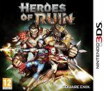 hra pre Nintendo 3DS Heroes of Ruin