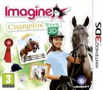 hra pre Nintendo 3DS Imagine Champion Rider 3D