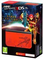 příslušenství pro Nintendo 3DS Konzole New Nintendo 3DS XL Samus Edition