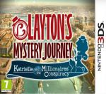 Laytons Mystery Journey: Katrielle and the Millionaires Conspiracy (3DS)