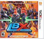 hra pre Nintendo 3DS LBX: Little Battlers Experience