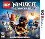 hra pre Nintendo 3DS Lego Ninjago: Shadow of Ronin
