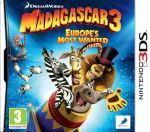 hra pre Nintendo 3DS Madagascar 3: Europes Most Wanted