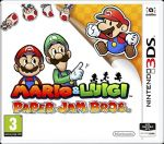 hra pre Nintendo 3DS Mario & Luigi: Paper Jam Bros