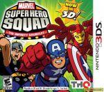 hra pre Nintendo 3DS Marvel Super Hero Squad: Infinity Gauntlet