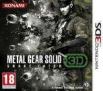 hra pre Nintendo 3DS Metal Gear Solid 3D: Snake Eater