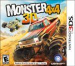 hra pre Nintendo 3DS Monster 4x4 3D