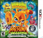 hra pre Nintendo 3DS Moshi Monsters: Katsuma Unleashed