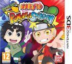 hra pre Nintendo 3DS Naruto: Powerful Shippuden